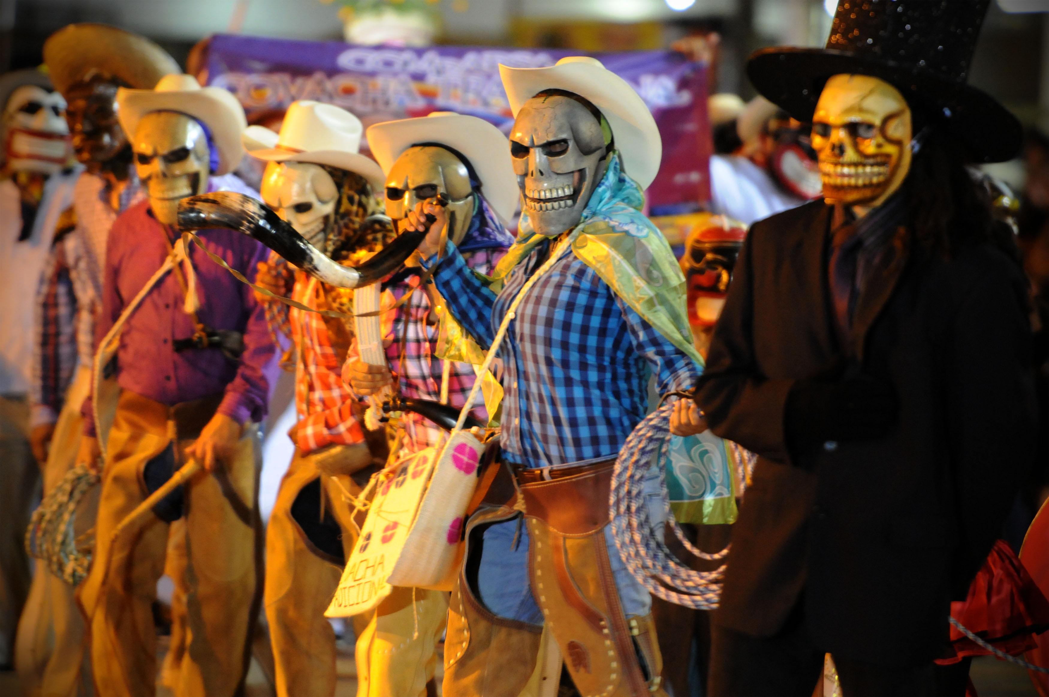 tradiciones raras mexicanas