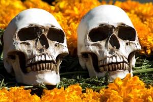 Celebra a los muertos