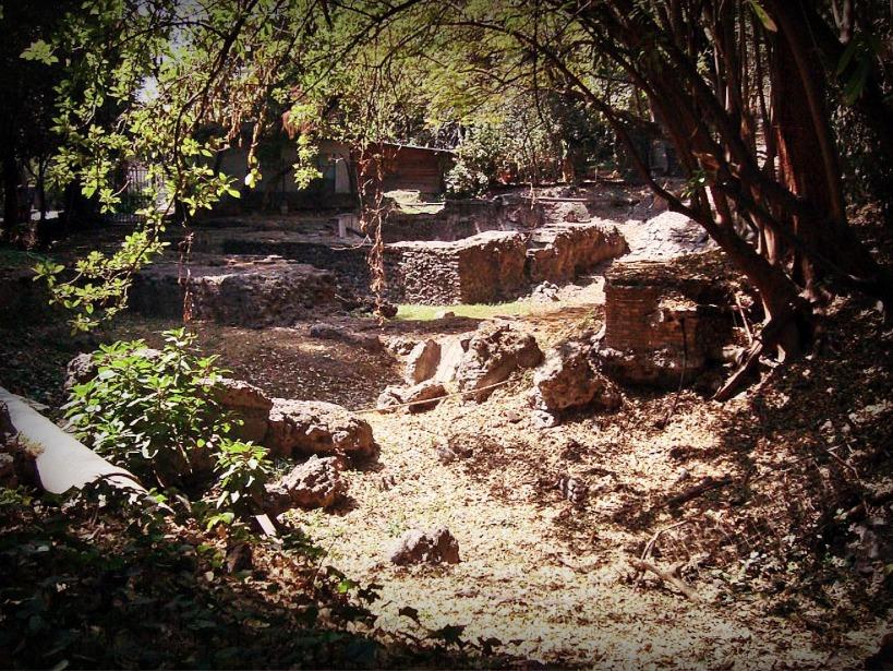 inframundo chapultepec