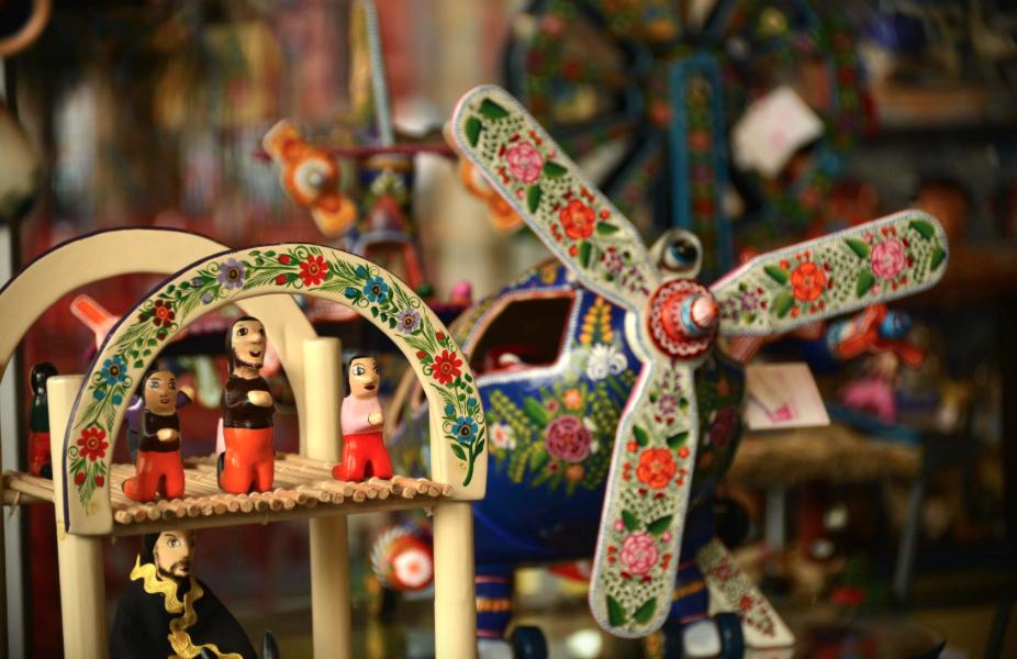 juguete mexicano