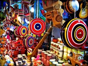 juguete típico mexicano