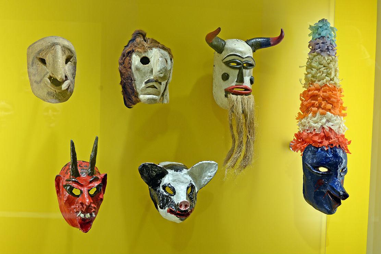 mascaras mexicanas 1