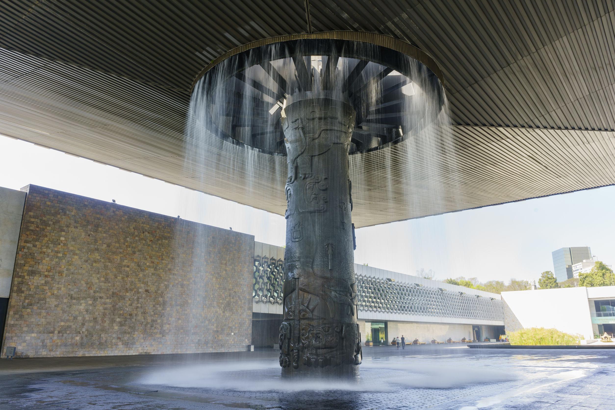 Museo Nacional de Antropología e Historia.