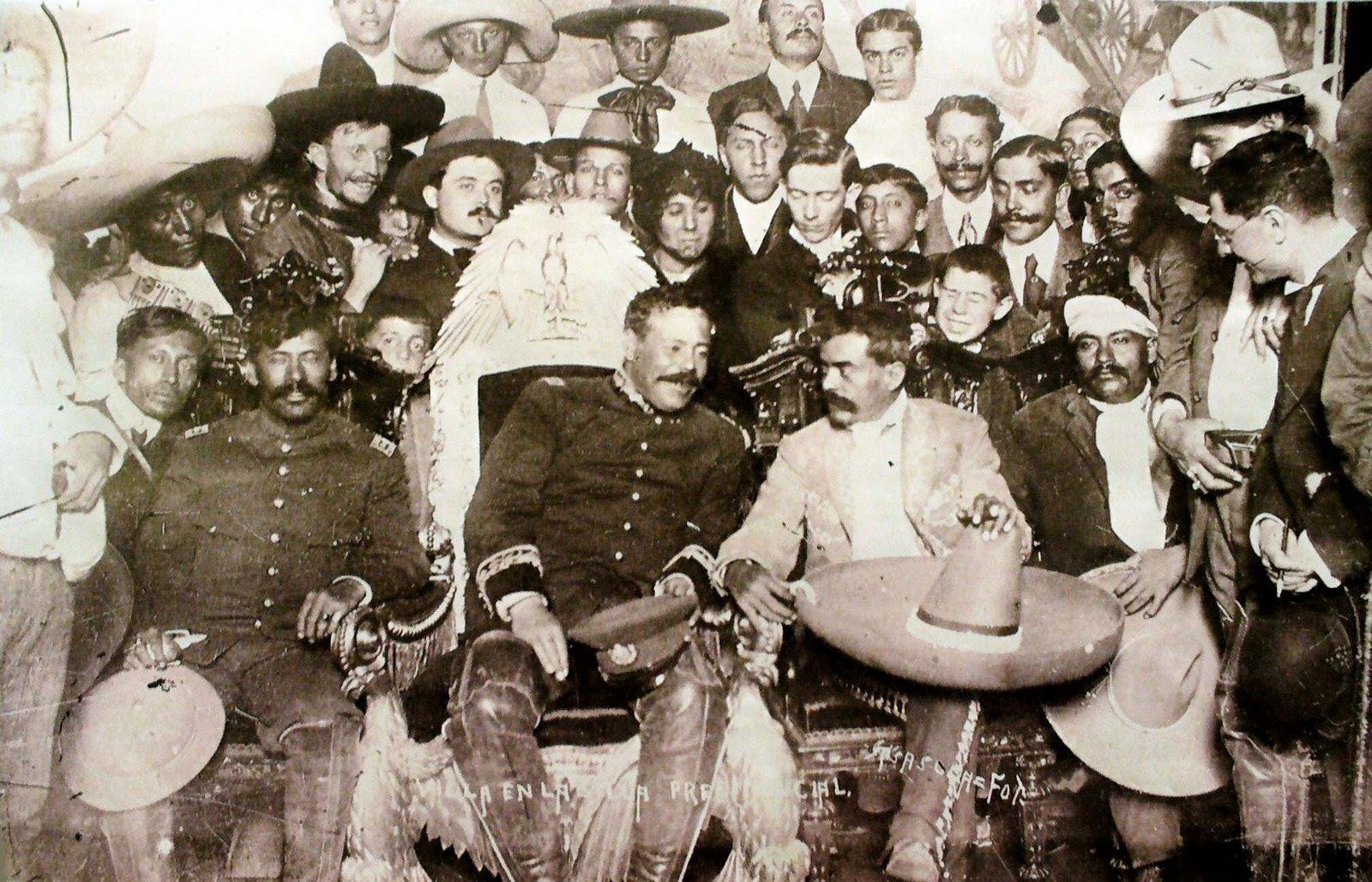 El Día Que Pancho Villa Fue Presidente De México Mxcity