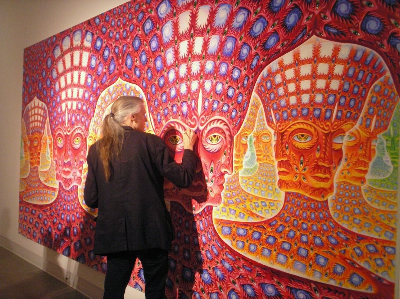 alex grey en mexixco