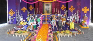 altares de muerto