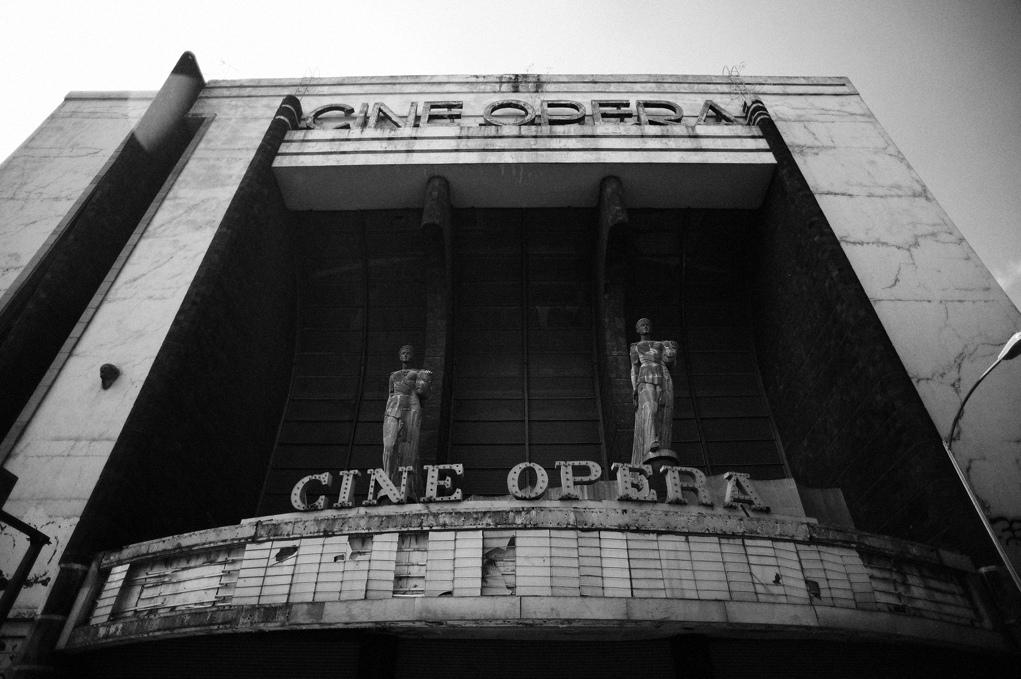 El antiguo Cine Ópera: de maravilla teatral a poéticas ruinas urbanas