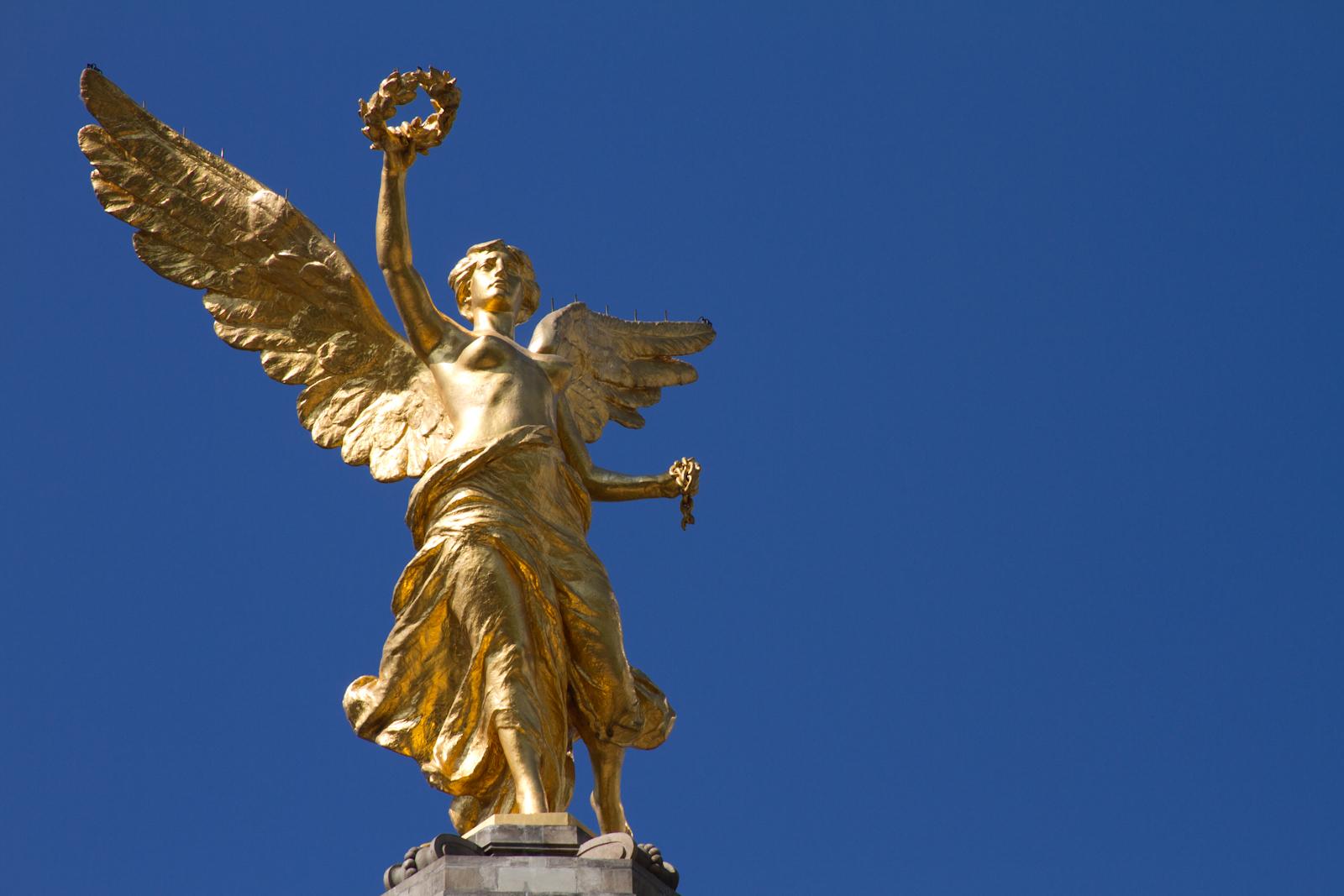 Sobre El Significado Y La Historia Del ángel De La Independencia