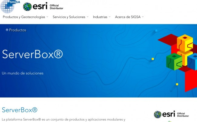 ServerBox, Apps Mexicanas screenshot