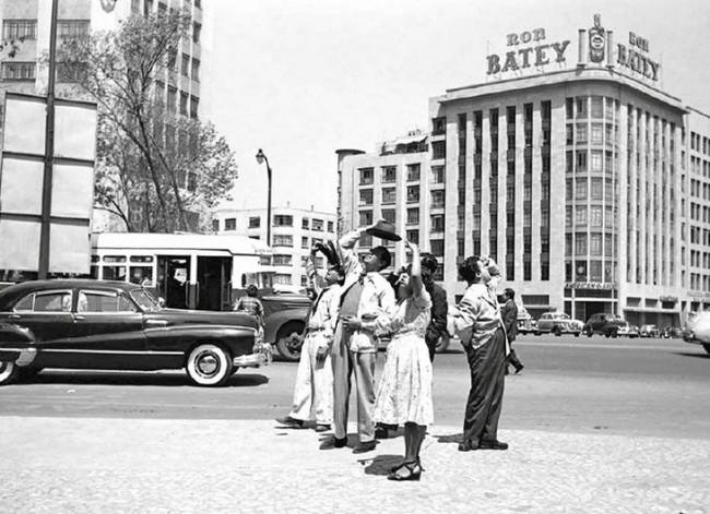 ciudad de méxico de 1950