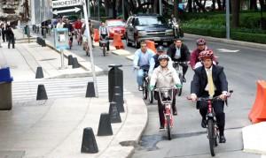 viaja más rápido a través de la Ciudad de México