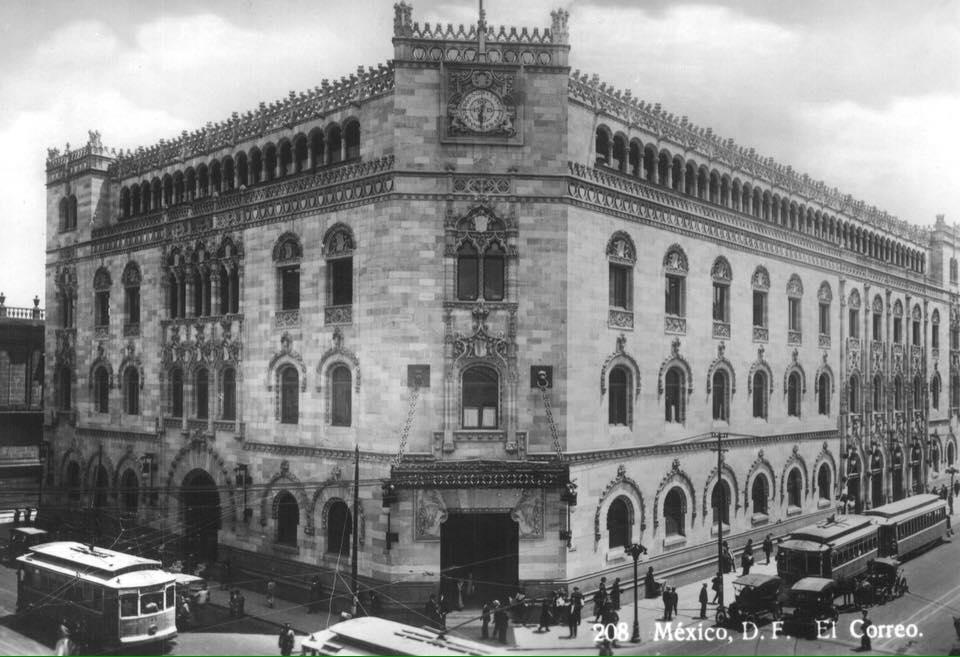 exterior del Palacio de Correos