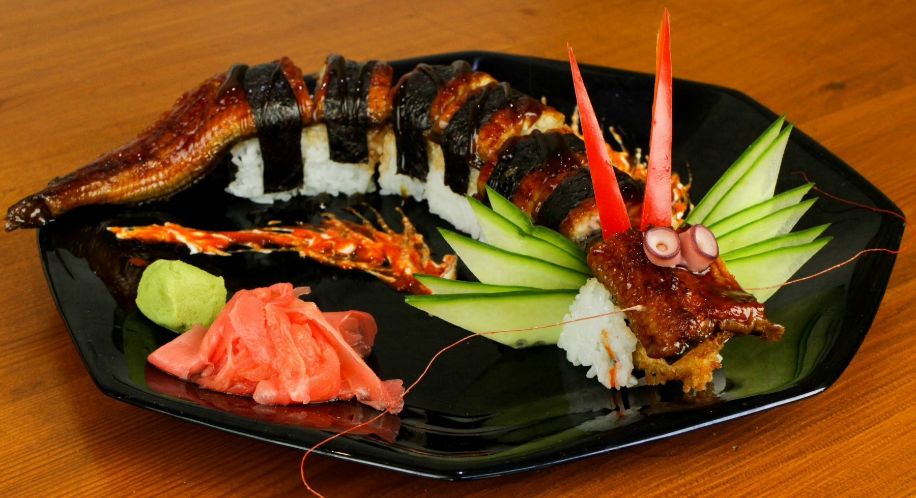 Sushi On Fire Restaurant Menu