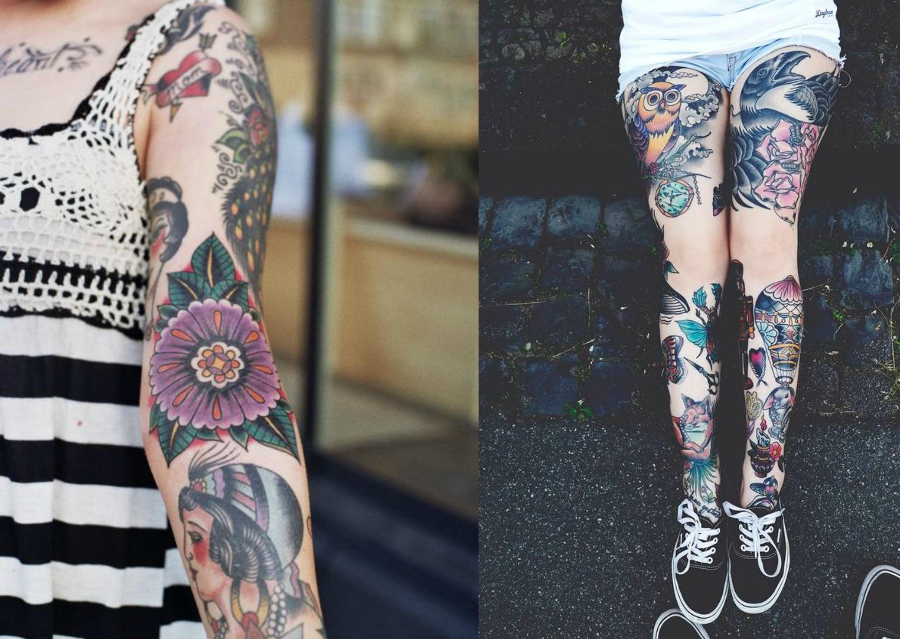Top 7 Tatuadores Mexicanos Que Debes Conocer Mxcity Guía De La