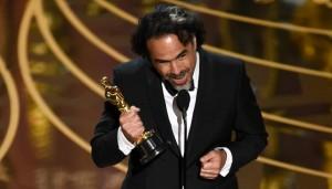 Alejandro Gonzalez Inarritu gana su tercer Oscar Foto AP