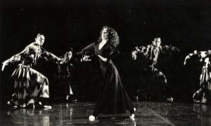 Guillermina Bravo la danza total, UNAM