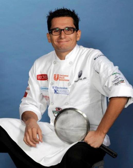 Iron Chef Xavier Perez Stone