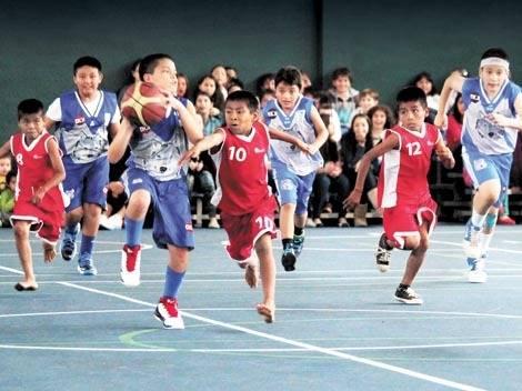 Selección de basquetbol campeona del mundo de niños Triquis de Oaxaca. mexicanos Universales