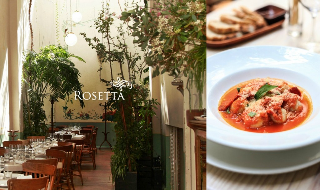 Rosetta-