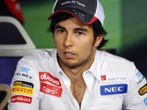 Mexicanos Universales, Checo Perez (piloto Formula 1)