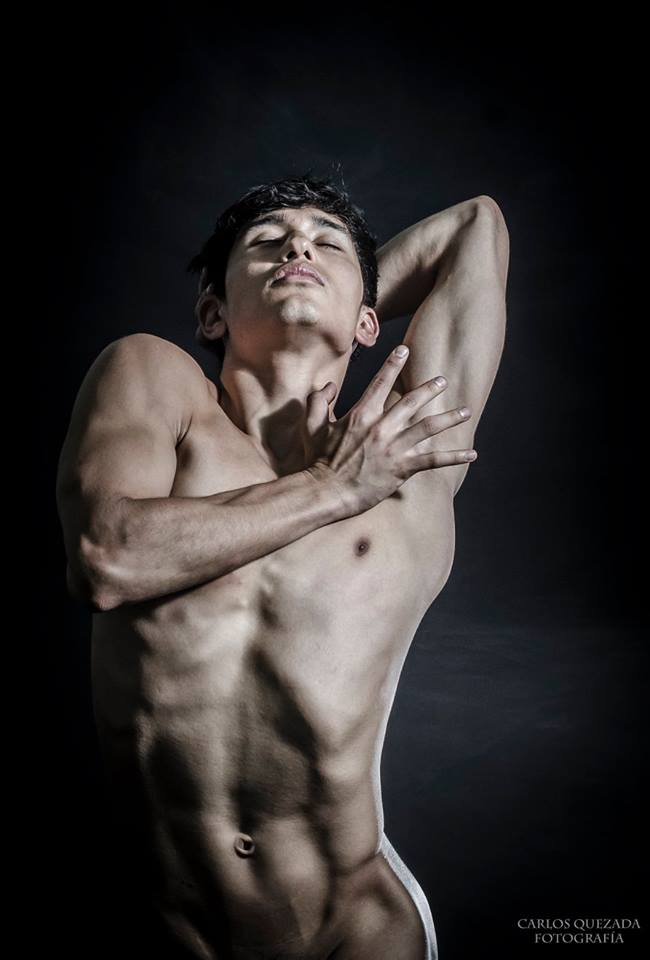 The Male Dancer Project - CORPOS- Alan Ramírez :: México. Freelance Dancer. Fotografía Carlos Quezada.