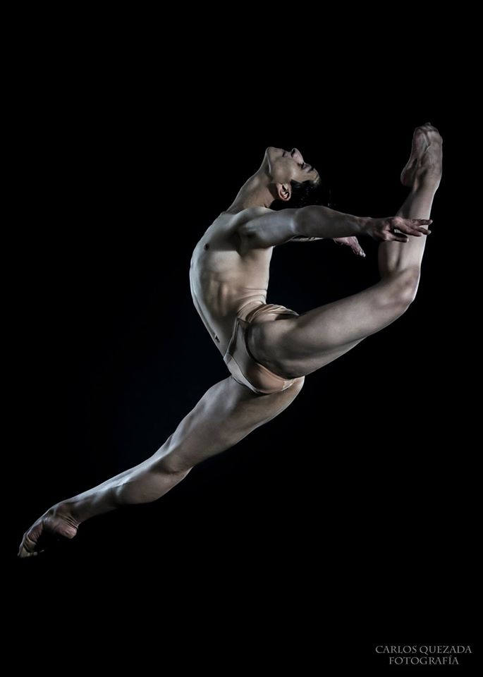 The Male Dancer Project- Jair Nava - México. Escuela Nacional de Danza Clásica y Contemporánea.