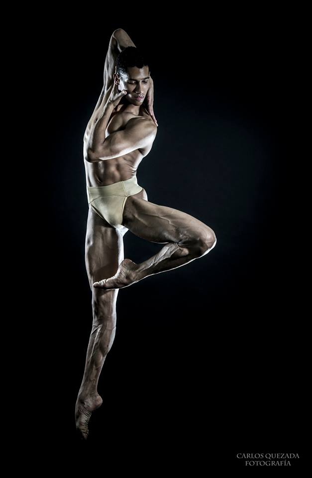 The Male Dancer Project- Juan Capellan - República Dominicana. Compañía Nacional de Danza México - Corifeo.