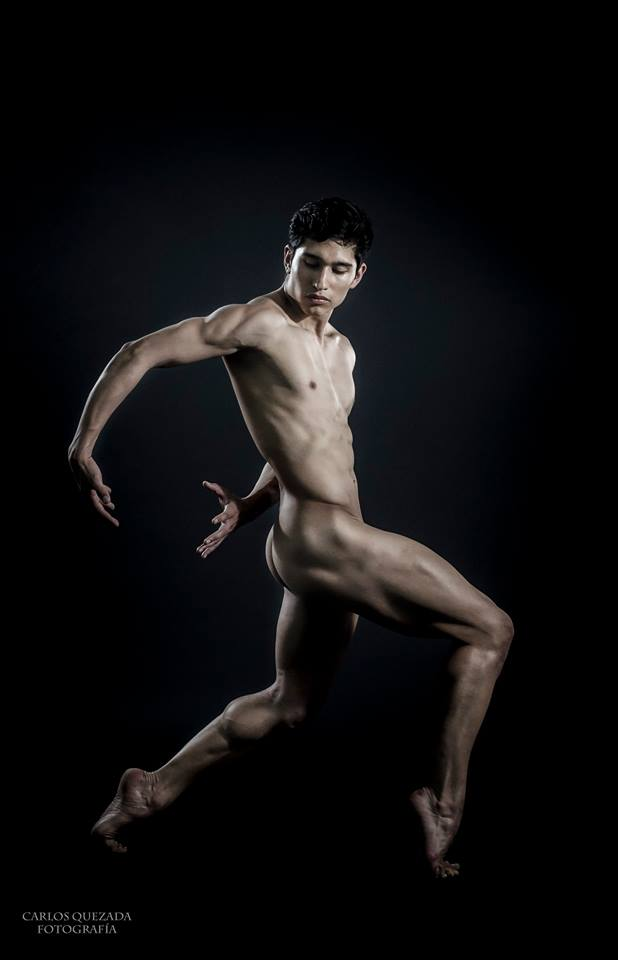 The Male Dancer Project. Alan Ramírez III :: México. Freelance Dancer. Fotografía Carlos Quezada.