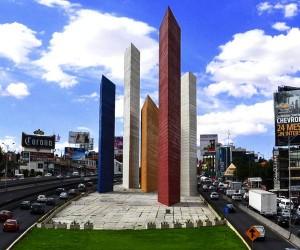 Torres de Satélite, CDMX
