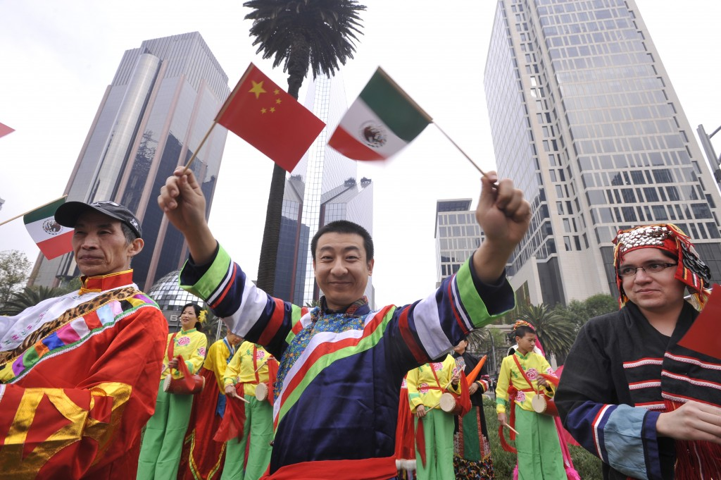 Celebra el Año Nuevo Chino en el Barrio Chino de CDMX