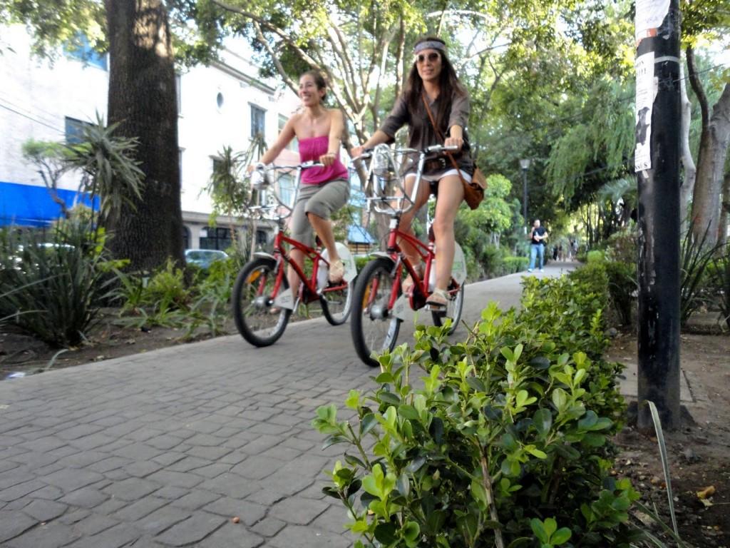 bicicletas ciudad de mexico 1