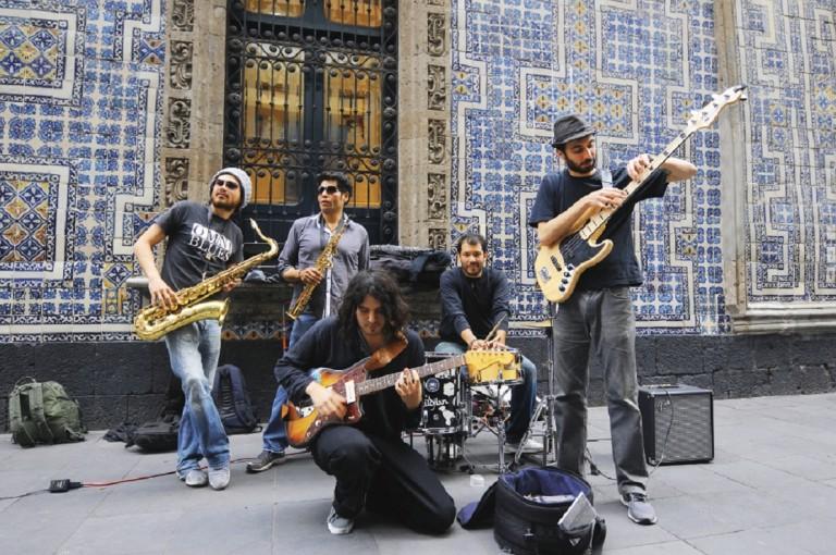 bandas callejeras mexicanas