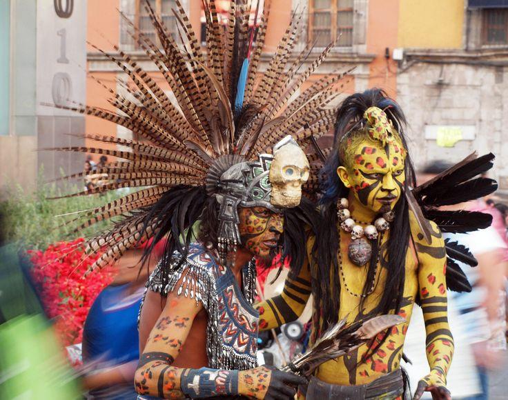 danza azteca ciudad de mexico