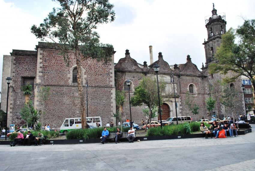 iglesia de jesus nazareno centro