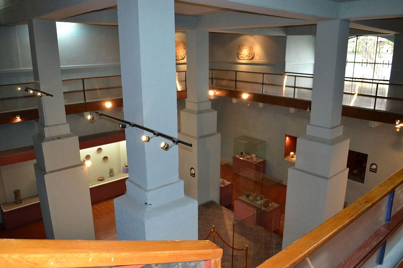 museo arqueologico de xochimilco