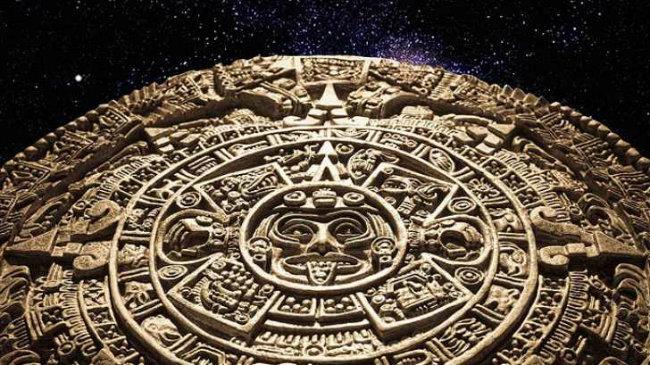 piedra del sol azteca calendario