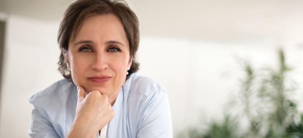 Carmen Aristegui-