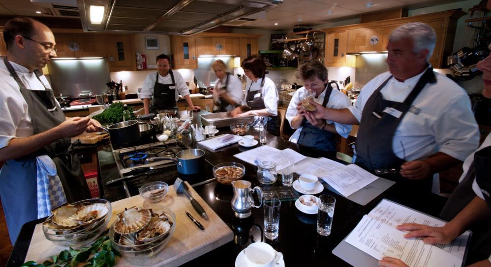 6 lugares en la ciudad para aprender a cocinar - Aprender a cocinar ...