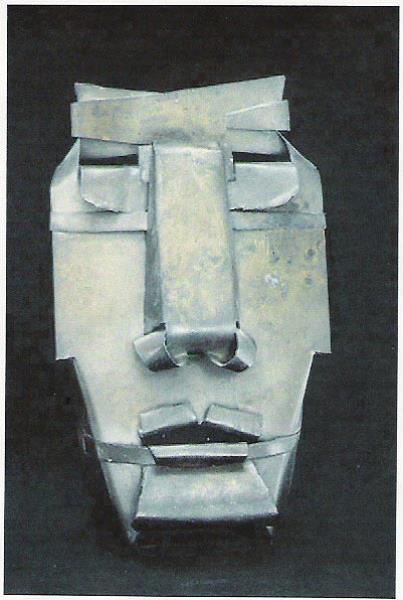 Escultura de German Cueto, 1927
