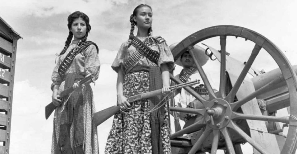 mujeres soldaderas revolucion mexicana