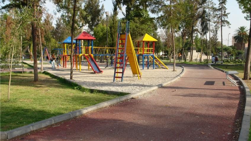 parque del mestizaje indios verdes ciudad de mexico 1