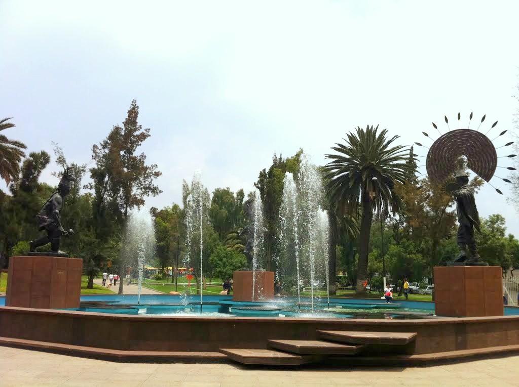 parque del mestizaje indios verdes ciudad de mexico 4-1