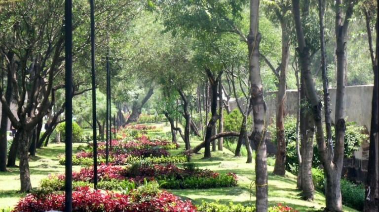 parque del mestizaje indios verdes ciudad de mexico