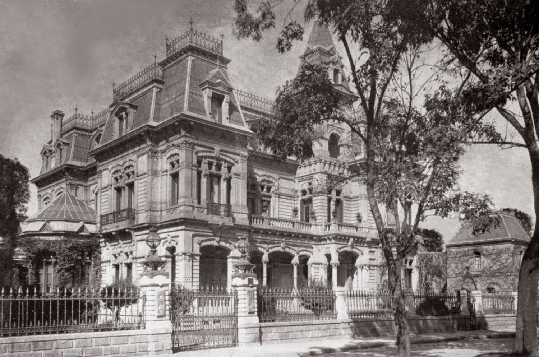 La historia de una de las primeras casas del paseo de la reforma - Reforma de casas ...