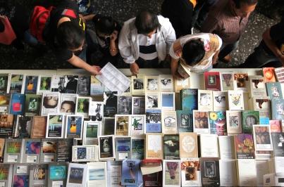 remate de libros 2016 secretaria de cultrua