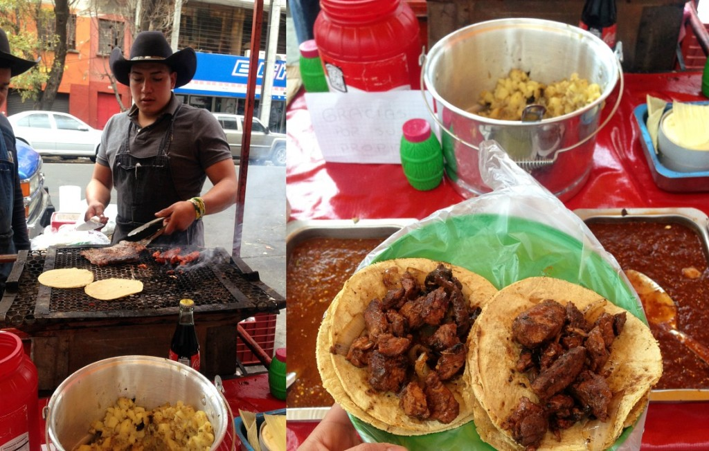 taqueria del charro ugalde-mxcity