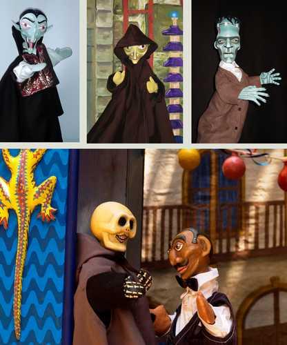 Centro Cultural La Titeria y Casa de las Marionetas 4