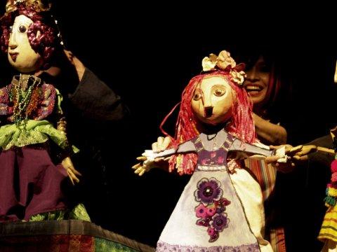 Centro Cultural La Titeria y Casa de las Marionetas,