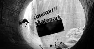 cinema skatepark