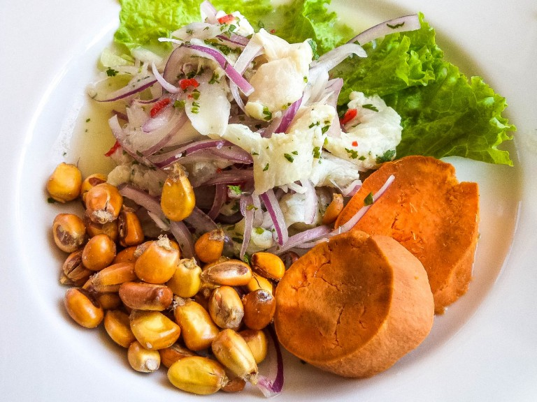 Best Seafood Restaurant Lima Peru